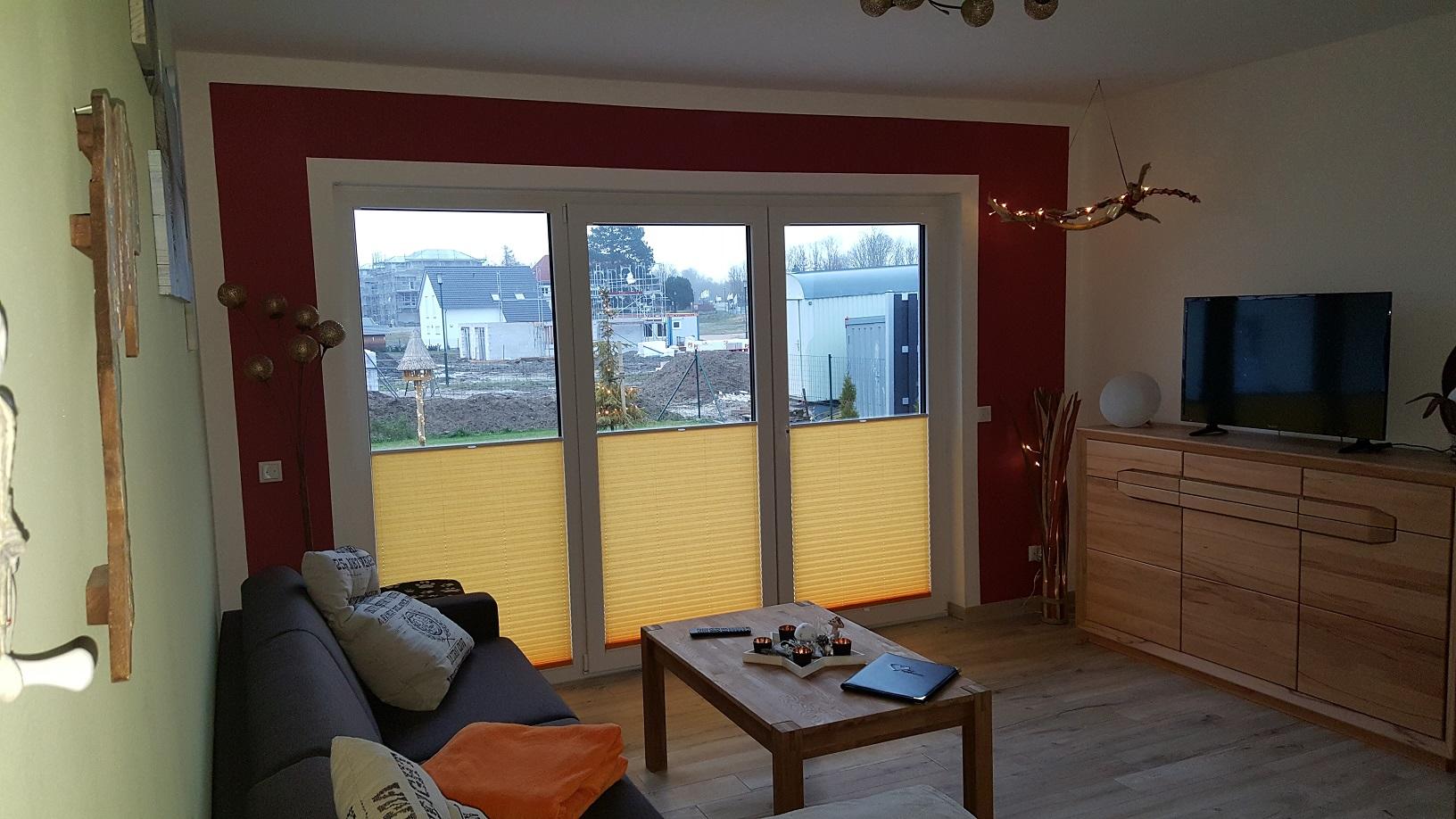 Wohn/Schlafzimmer – Haus Kliffblick