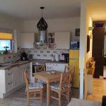 Wohn/Schlafzimmer mit Küchenzeile